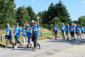 A1 Locums supports Parkinson's UK